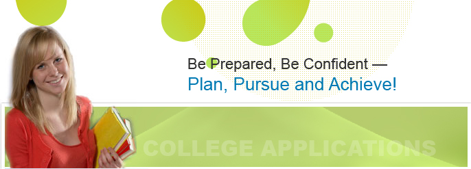 College Applications at NCAS Learning Center 12 Washington Street Plainville, MA 02762